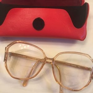 Super vintage glasses top made in France Each $35